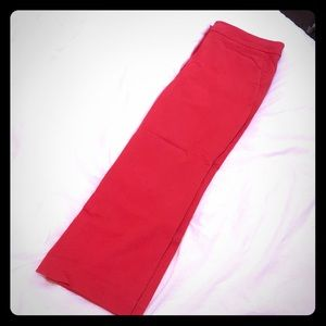 J Crew Women's Cropped Work Pant Size 6